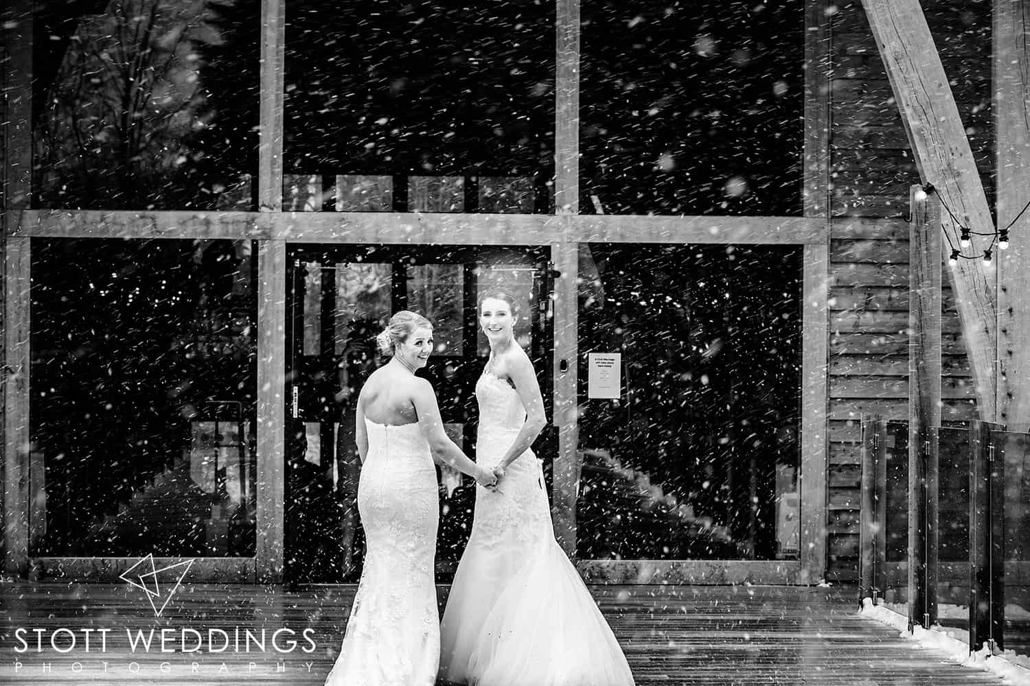 snowy-mill-barns-wedding-in-march-beccy-and-claire