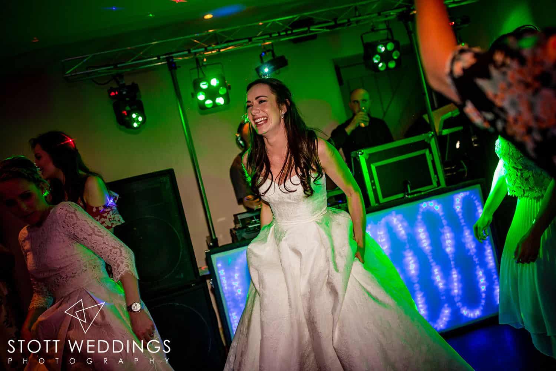 AMAZING ASHES WEDDING - ENDON, STAFFORDSHIRE