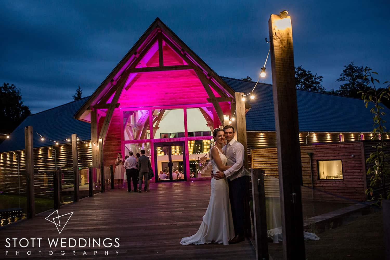 BARN WEDDING AT THE MILL BARNS
