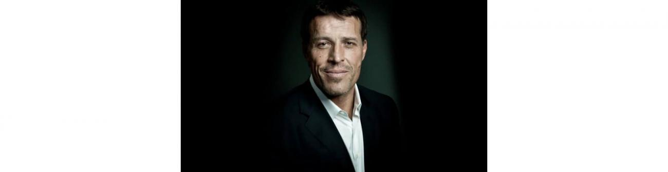 Favourite quote by Anthony Robbins